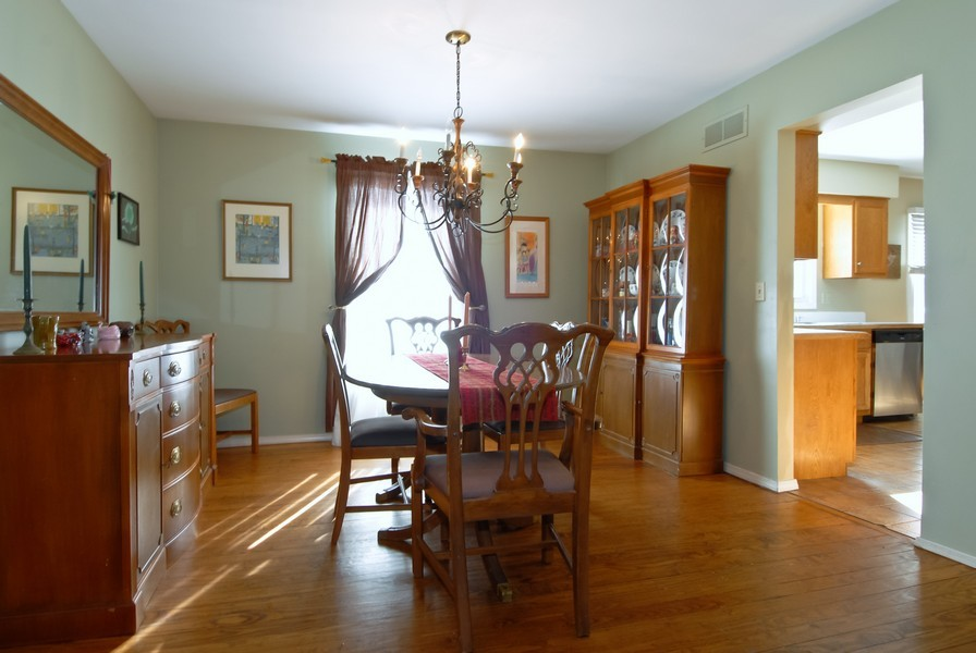 Real Estate Photography - 1581 Madison Ave, St. Charles, IL, 60174 - Dining Room