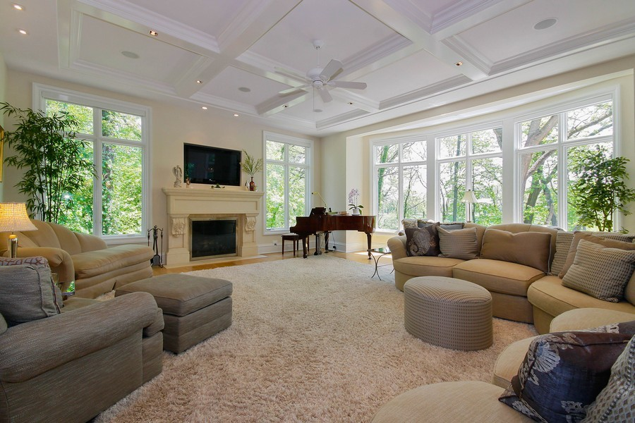 Real Estate Photography - 19 Baybrook Ln, Oak Brook, IL, 60523 - Great Room