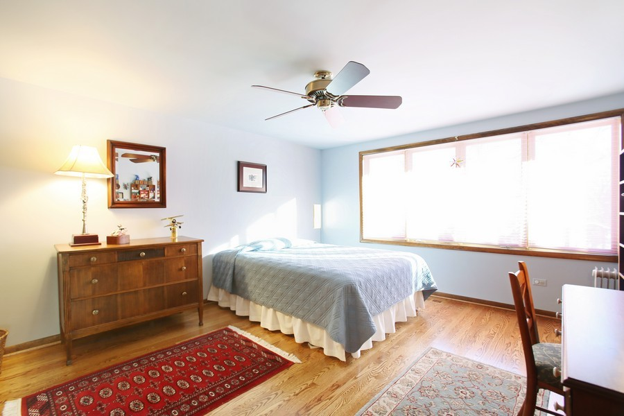 Real Estate Photography - 1433 Grant St, Downers Grove, IL, 60515 - 4th Bedroom
