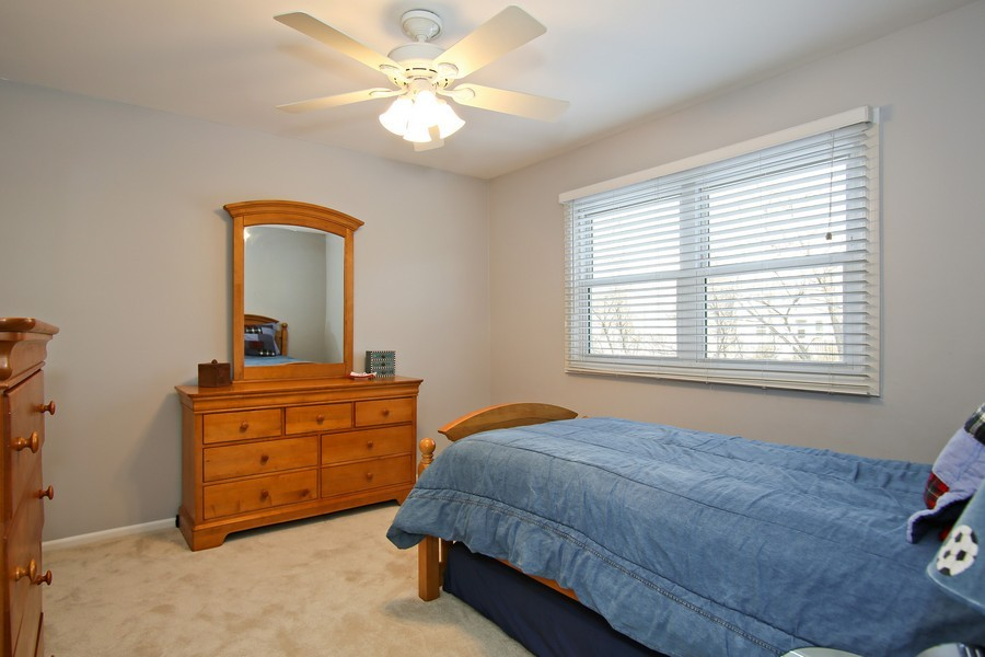 Real Estate Photography - 820 Morningside Dr, Naperville, IL, 60563 - Bedroom Three
