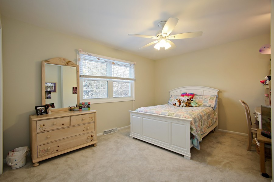 Real Estate Photography - 820 Morningside Dr, Naperville, IL, 60563 - Bedroom Two