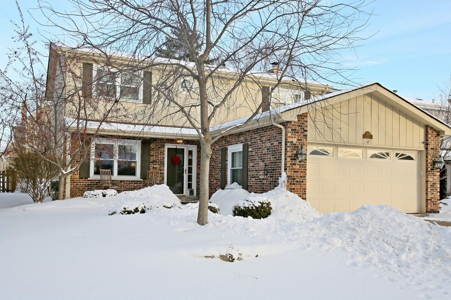 Real Estate Photography - 820 Morningside Dr, Naperville, IL, 60563 - Front View