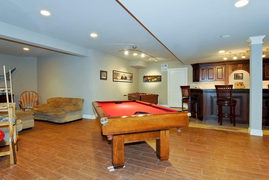 Real Estate Photography - 4164 Callery Rd, Naperville, IL, 60564 - So many Play Spaces & another Full Bath in Bsmt!