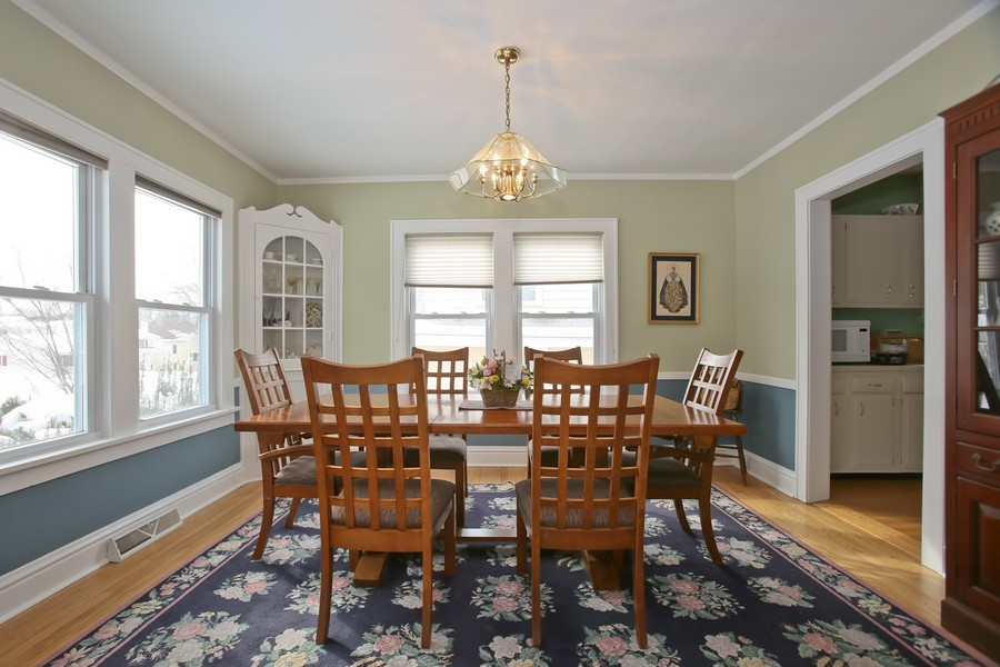 Real Estate Photography - 308 6Th St, Downers Grove, IL, 60515 - Dining Room