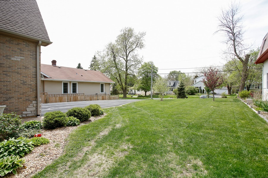 Real Estate Photography - 251 N Park, Westmont, IL, 60559 - Front View