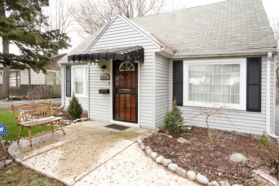 Real Estate Photography - 4112 Liberty Blvd, Westmont, IL, 60559 - Front View