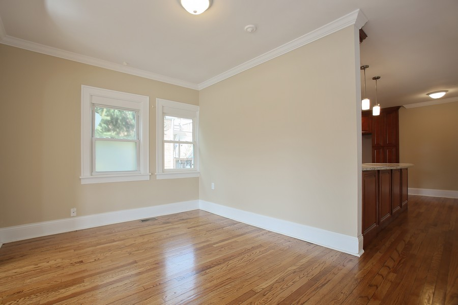 Real Estate Photography - 338 W Naperville Rd, Westmont, IL, 60559 - Dining Room