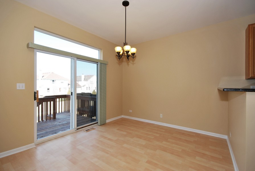 Real Estate Photography - 3030 Langston Cir, 3030, St. Charles, IL, 60175 - Dining Room