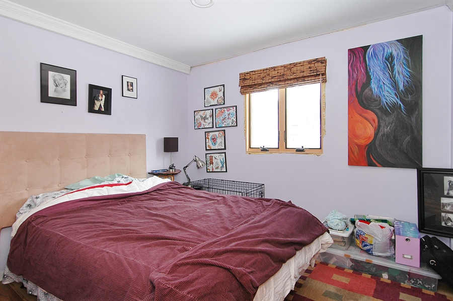 Real Estate Photography - 24 John St, Crystal Lake, IL, 60014 - Bedroom