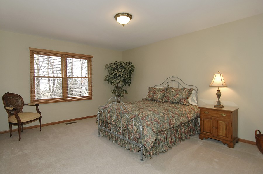 Real Estate Photography - 442 Kelly Ln, Crystal Lake, IL, 60012 - 2nd Bedroom