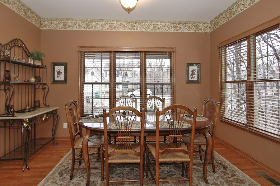 Real Estate Photography - 442 Kelly Ln, Crystal Lake, IL, 60012 - Dining Room