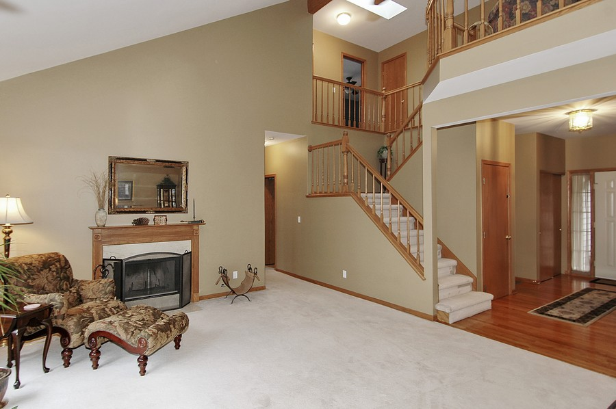 Real Estate Photography - 442 Kelly Ln, Crystal Lake, IL, 60012 - Great Room