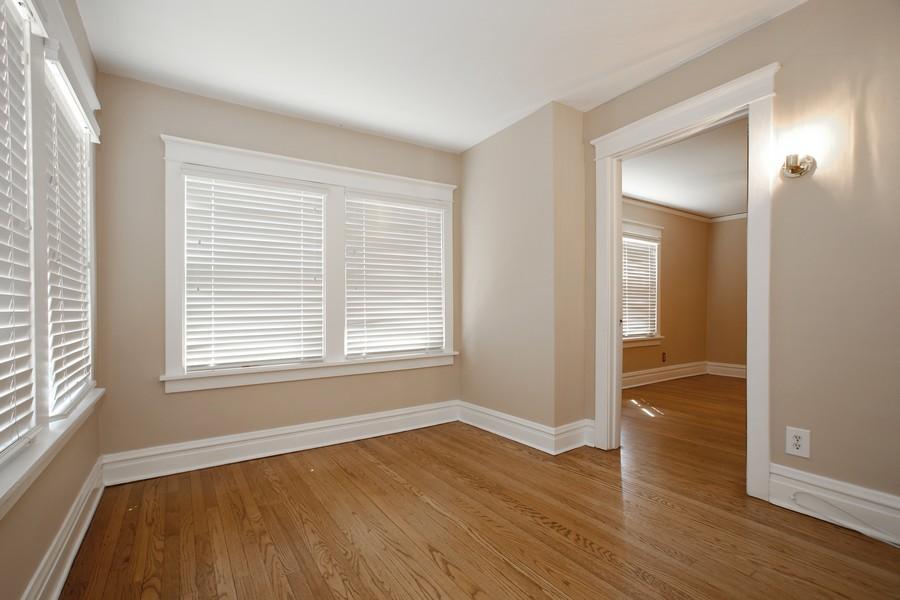 Real Estate Photography - 113 South LaGrange Rd, La Grange, IL, 60525 - Master Bedroom