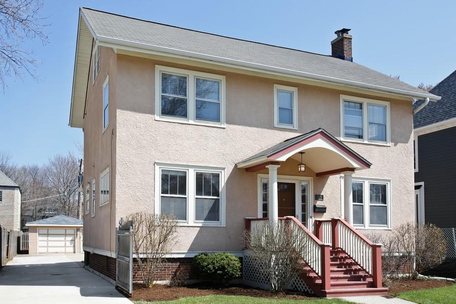 Real Estate Photography - 113 South LaGrange Rd, La Grange, IL, 60525 - Front View