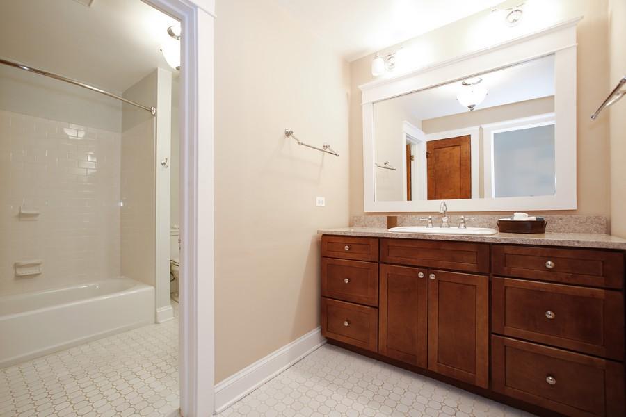 Real Estate Photography - 113 South LaGrange Rd, La Grange, IL, 60525 - Bathroom