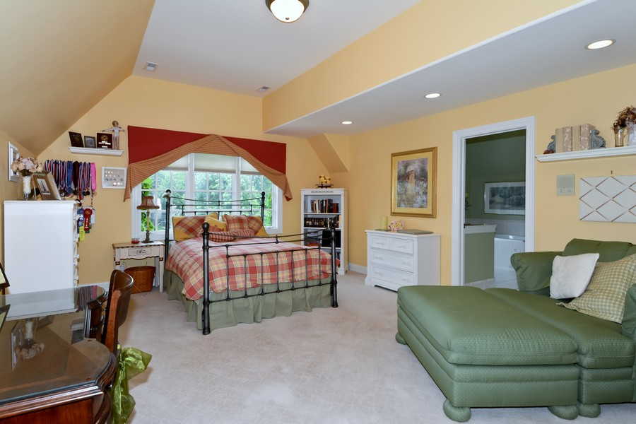 Real Estate Photography - 8S223 Derby Dr, Naperville, IL, 60540 - 2nd Bedroom