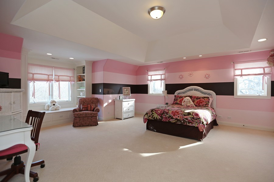 Real Estate Photography - 8S223 Derby Dr, Naperville, IL, 60540 - 2nd bedroom,all bedrooms offer generous room sizes