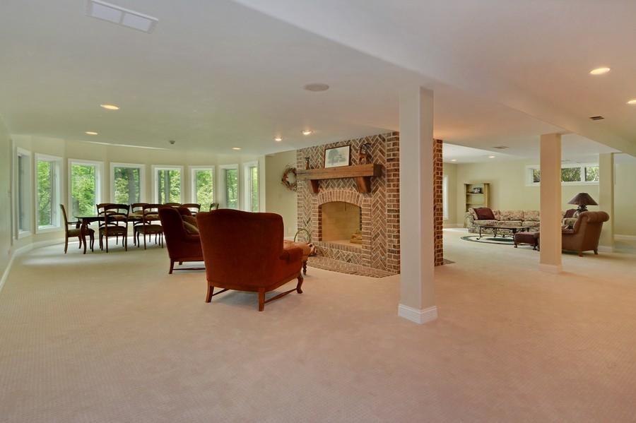 Real Estate Photography - 8S223 Derby Dr, Naperville, IL, 60540 - Basement