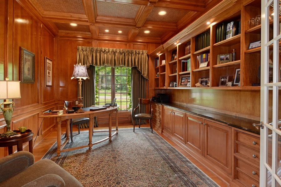 Real Estate Photography - 8S223 Derby Dr, Naperville, IL, 60540 - Study