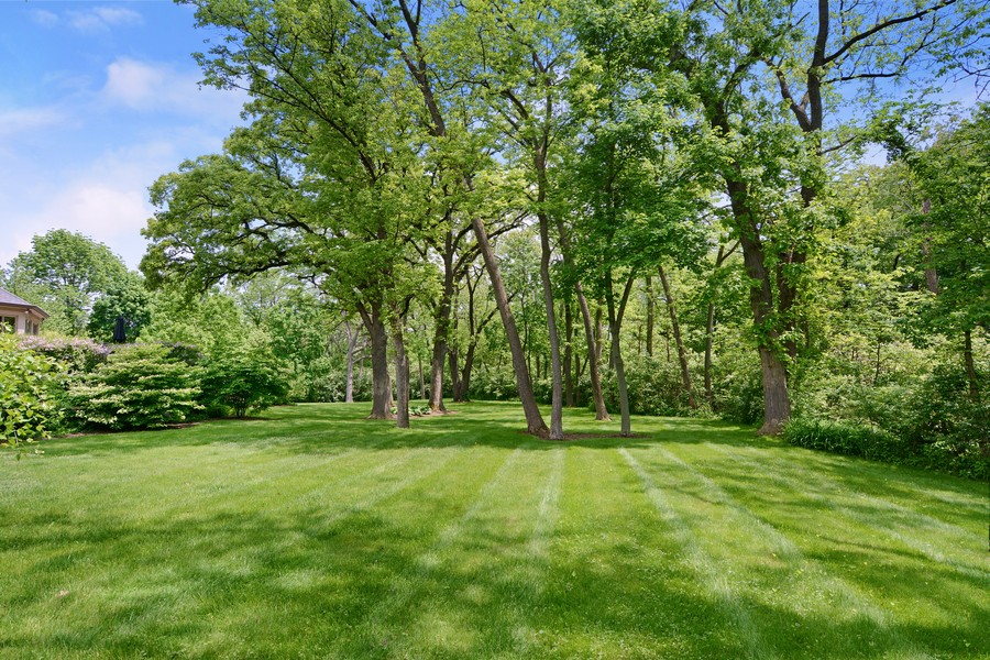 Real Estate Photography - 8S223 Derby Dr, Naperville, IL, 60540 - Yard, Alternate view