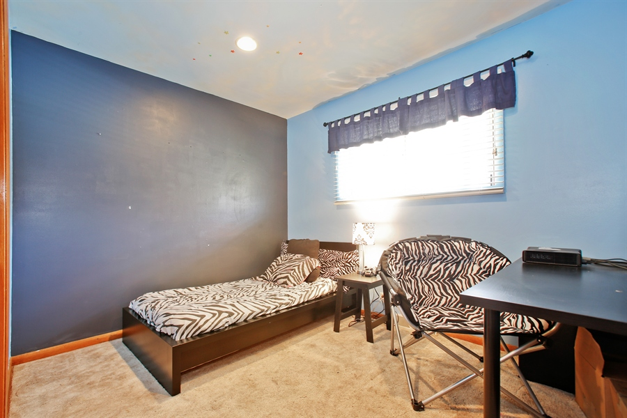 Real Estate Photography - 4519 Cumnor Rd, Downers Grove, IL, 60515 - 3rd Bedroom
