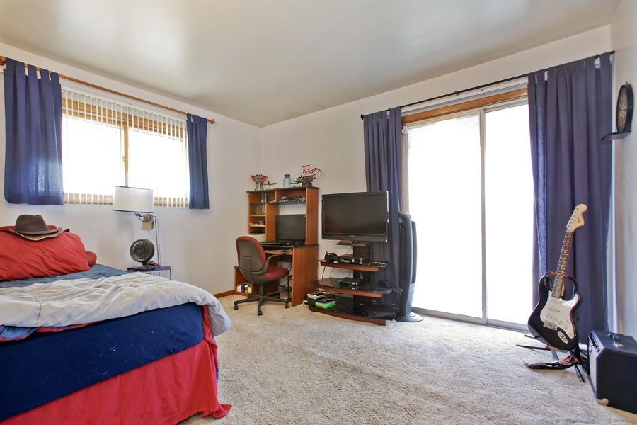 Real Estate Photography - 4519 Cumnor Rd, Downers Grove, IL, 60515 - 2nd Bedroom