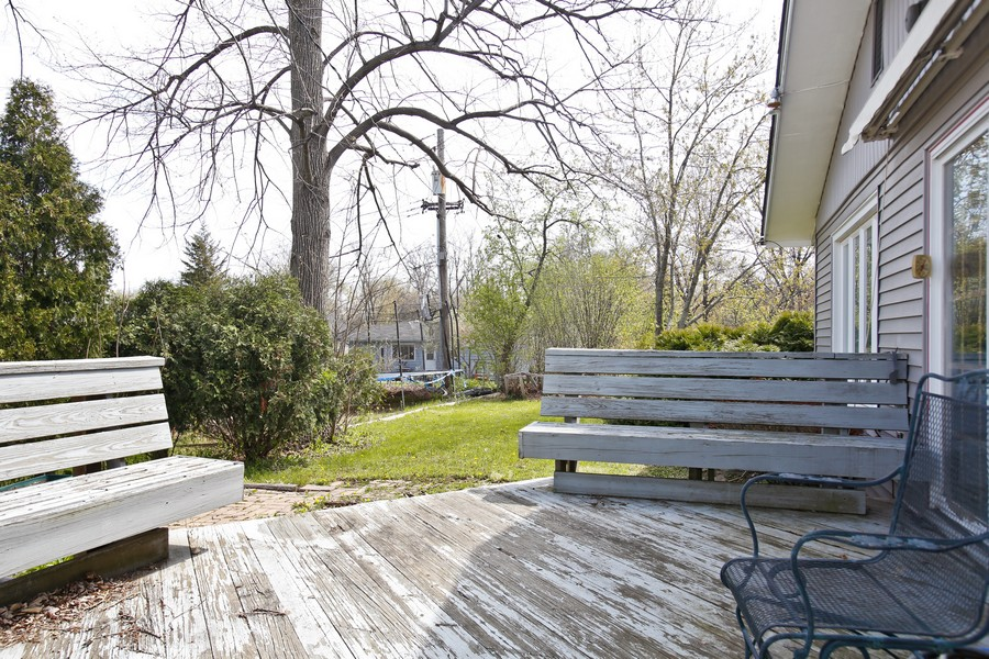 Real Estate Photography - 623 Ranch Rd, Wheaton, IL, 60187 - Patio