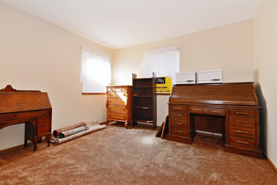 Real Estate Photography - 1919 Prentiss Dr, 5, Downers Grove, IL, 60516 - 2nd Bedroom