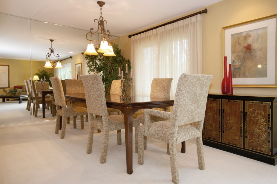 Real Estate Photography - 6123 Washington St, Downers Grove, IL, 60516 - Dining Room