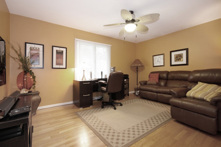 Real Estate Photography - 6123 Washington St, Downers Grove, IL, 60516 - 3rd Bedroom/Den