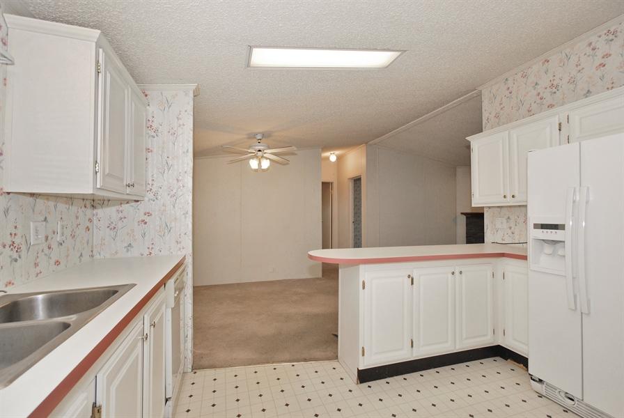 Real Estate Photography - 939 Daleann Ave, Dekalb, IL, 60115 - Kitchen