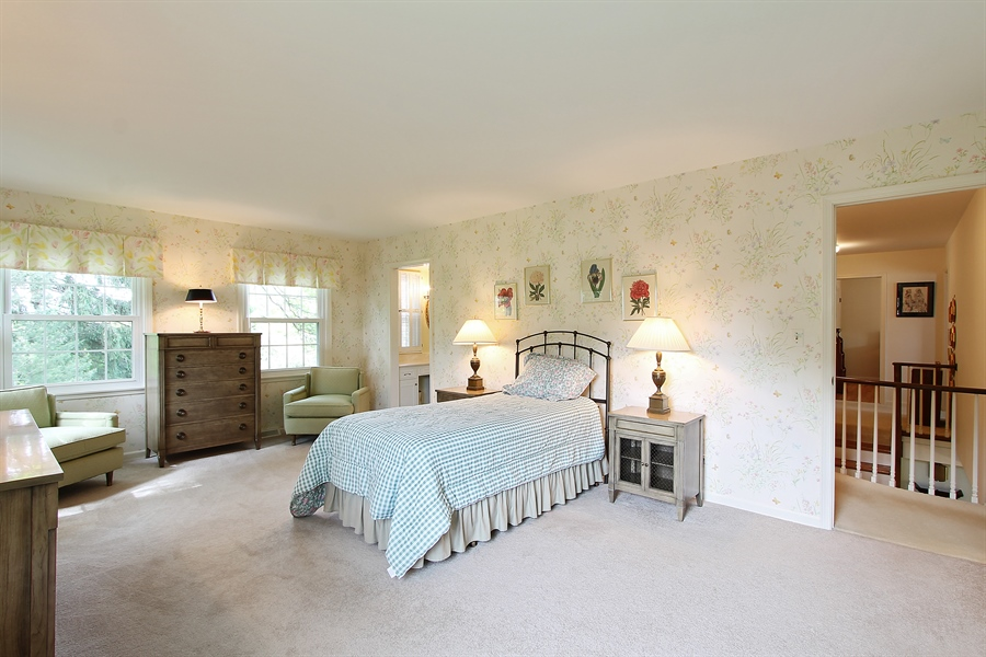 Real Estate Photography - 1447 S Shore, Barrington, IL, 60010 - Master Bedroom