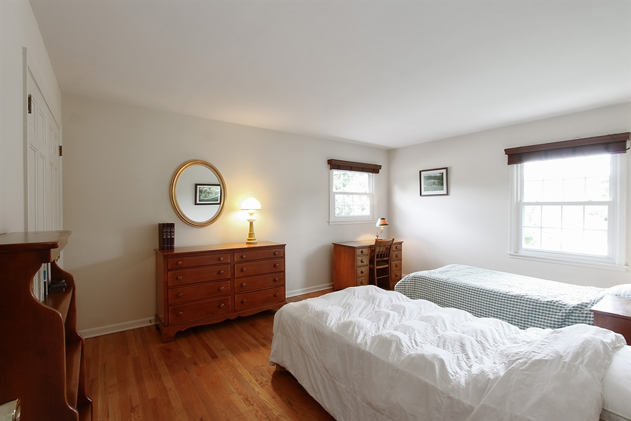 Real Estate Photography - 1447 S Shore, Barrington, IL, 60010 - 2nd Bedroom