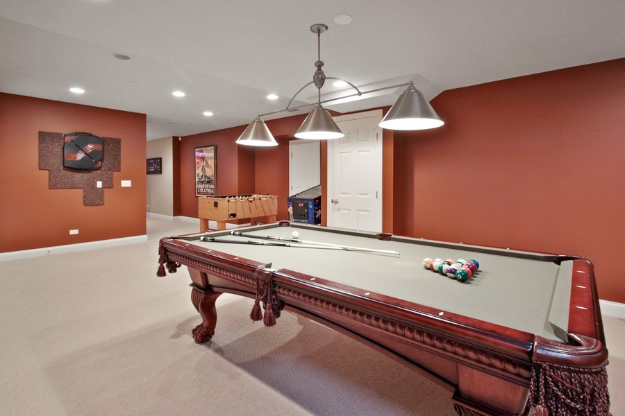 Real Estate Photography - 5331 Notting Hill Rd, Gurnee, IL, 60031 - Recreational Area