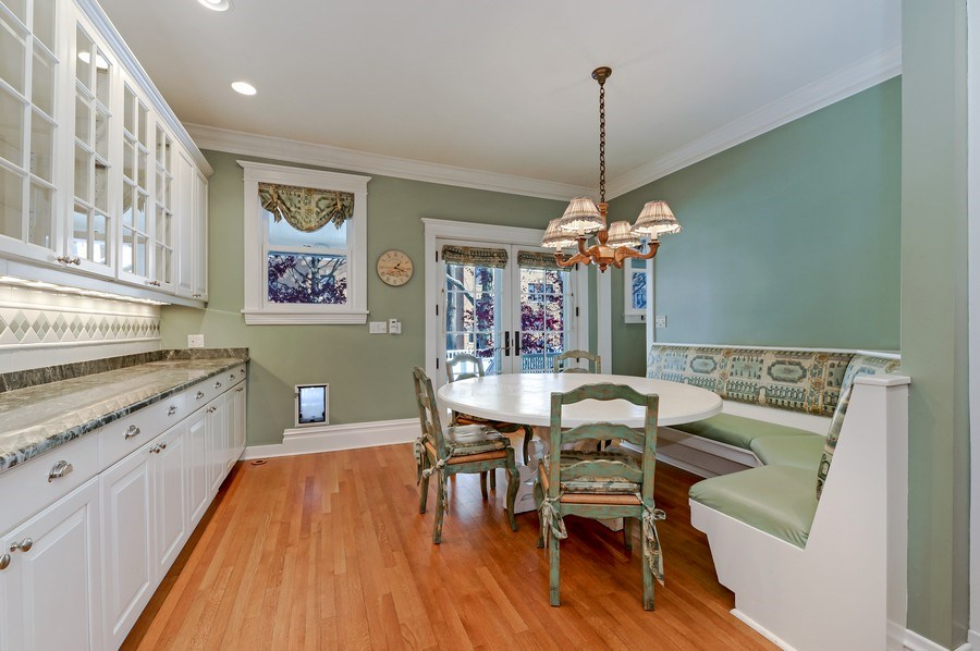 Real Estate Photography - 1904 West Patterson Ave, Chicago, IL, 60613 - Kitchen