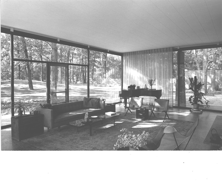 Real Estate Photography - 20841 Oak Ln, Olympia Fields, IL, 60461 - Living Room, 1965