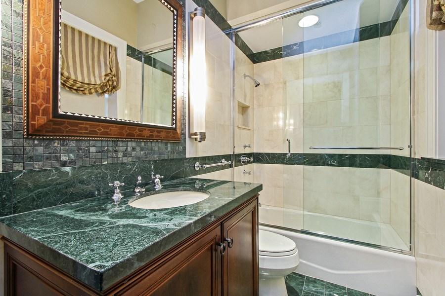 Real Estate Photography - 189 E Lake Shore Dr, Ste 18, Chicago, IL, 60611 - Bathroom