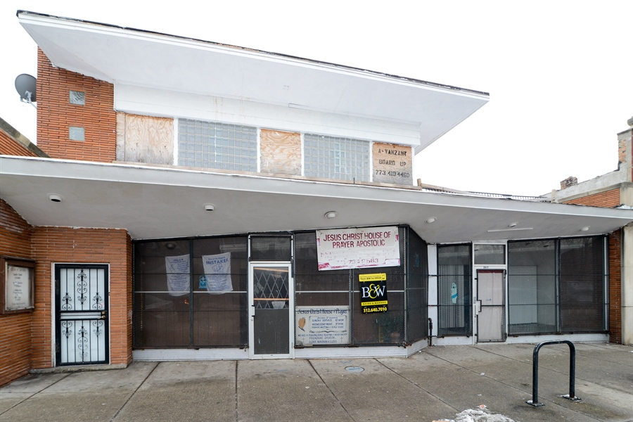 Real Estate Photography - 2617-19 East 83Rd St, Chicago, IL, 60617 - Front View