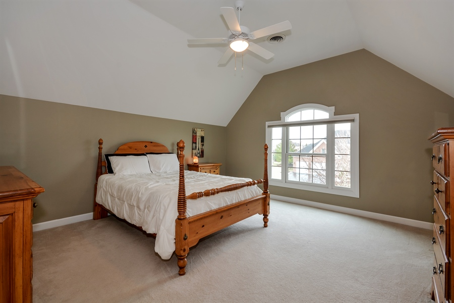 Real Estate Photography - 615 Papermill Hill Dr, Batavia, IL, 60510 - 3rd Bedroom