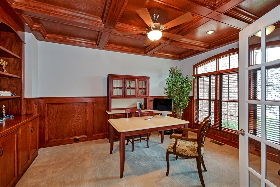 Real Estate Photography - 615 Papermill Hill Dr, Batavia, IL, 60510 - Den