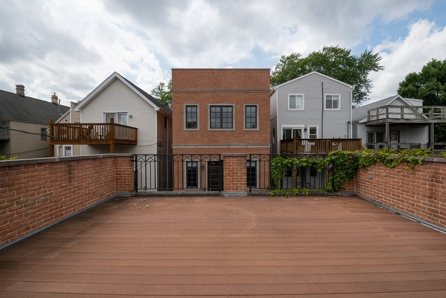 Real Estate Photography - 3453 N Seeley, Chicago, IL, 60618 - Location 2