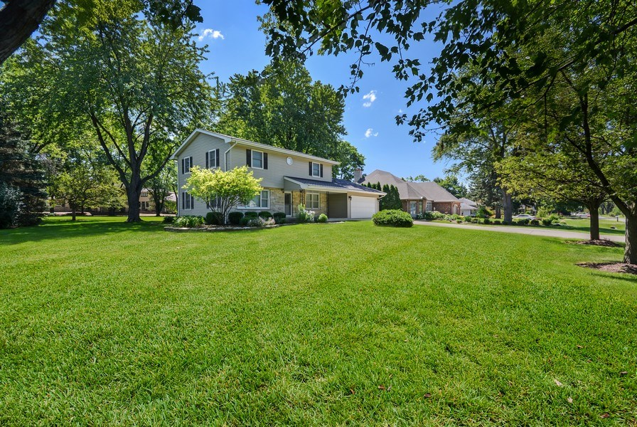 Real Estate Photography - 5S351 Columbia St, Naperville, IL, 60563 - Front View