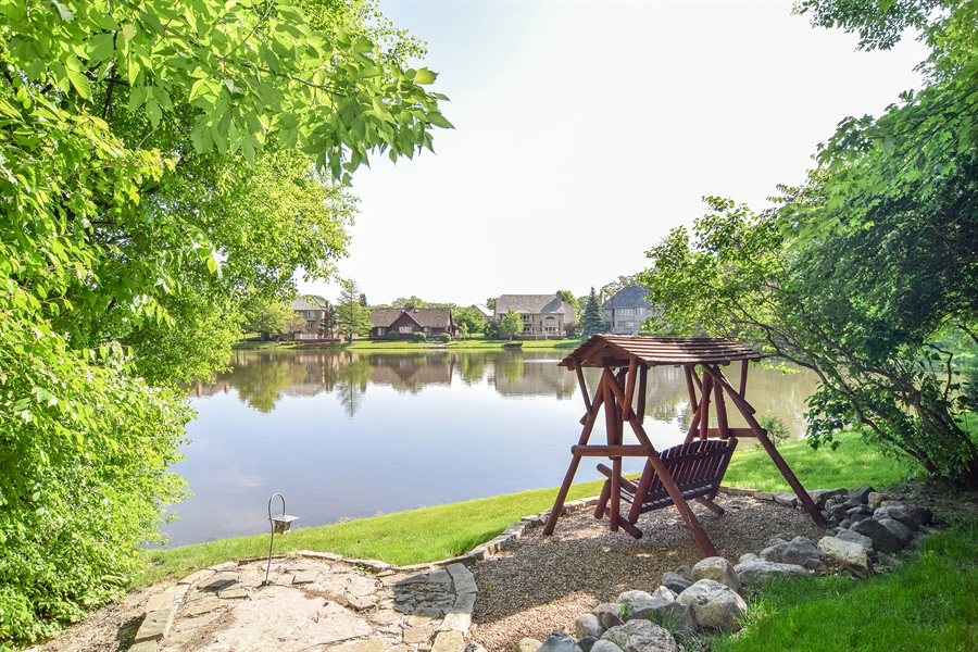 Real Estate Photography - 1581 Far Hills Drive, Bartlett, IL, 60103 - View