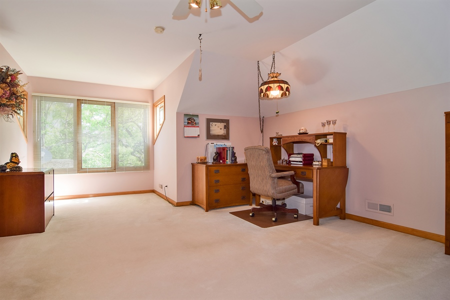 Real Estate Photography - 1581 Far Hills Drive, Bartlett, IL, 60103 - Bonus Room