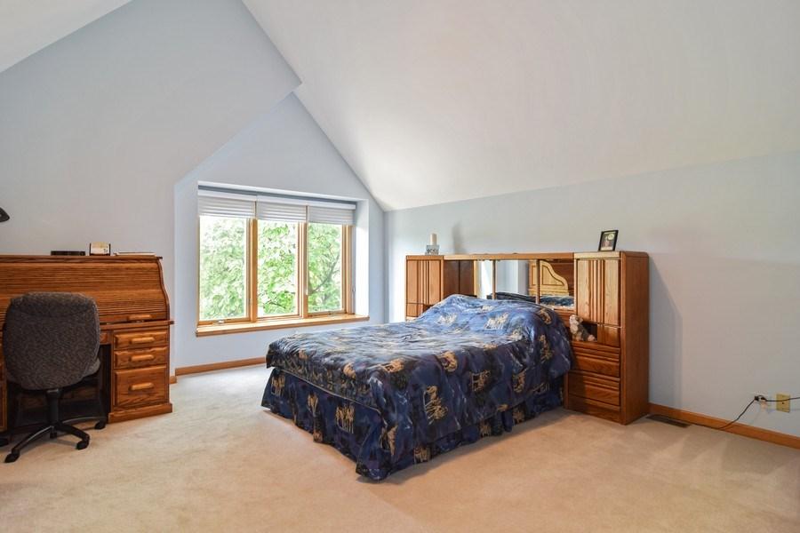 Real Estate Photography - 1581 Far Hills Drive, Bartlett, IL, 60103 - Bedroom