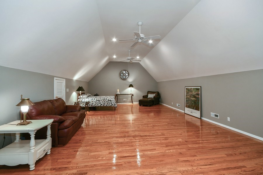 Real Estate Photography - 26W018 Bauer Rd, Naperville, IL, 60563 - 5th BR on the 3rd floor