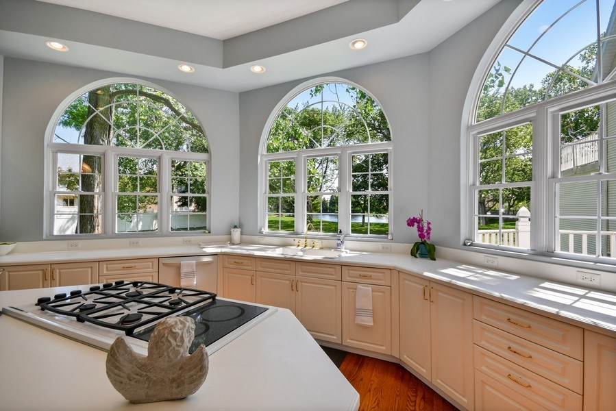 Real Estate Photography - 26W018 Bauer Rd, Naperville, IL, 60563 - Designed to impress the chef in all of us!