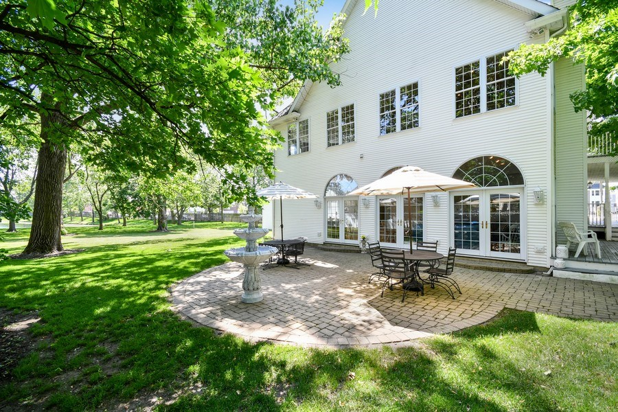 Real Estate Photography - 26W018 Bauer Rd, Naperville, IL, 60563 - Nearly 1/2 acre of wooded beauty