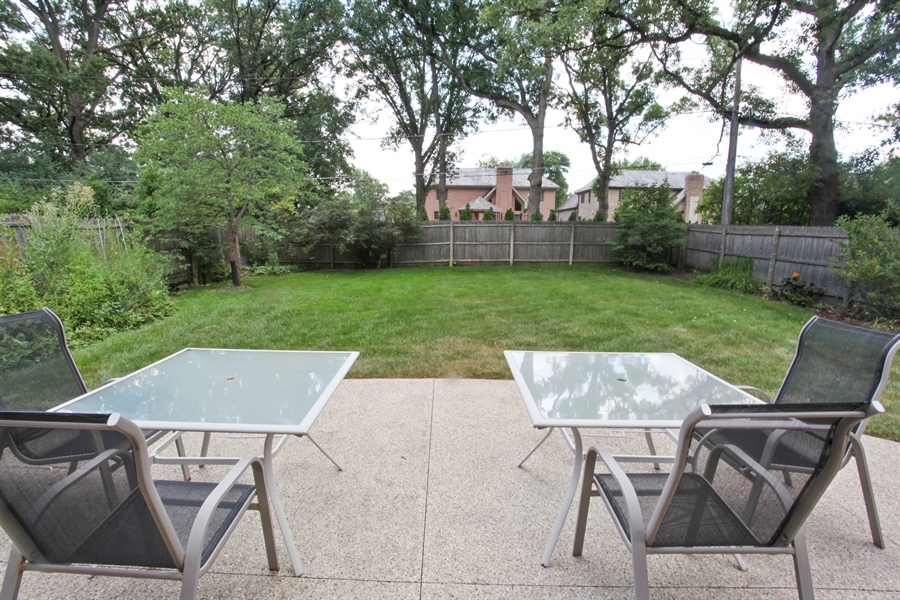 Great ... Real Estate Photography   1616 Grove, Highland Park, IL, 60035   Back  Yard Part 16