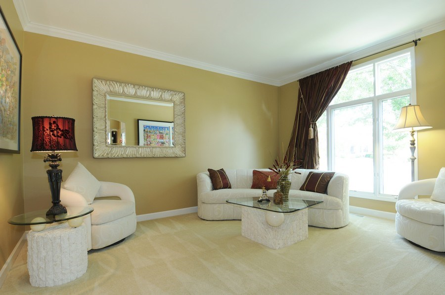 Real Estate Photography - 1126 Chadwick Ct, Aurora, IL, 60502 - Living Room